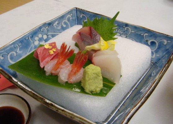 加賀屋晚餐3