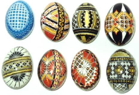 pisanki eieren