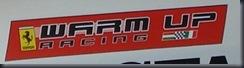 logo warmup