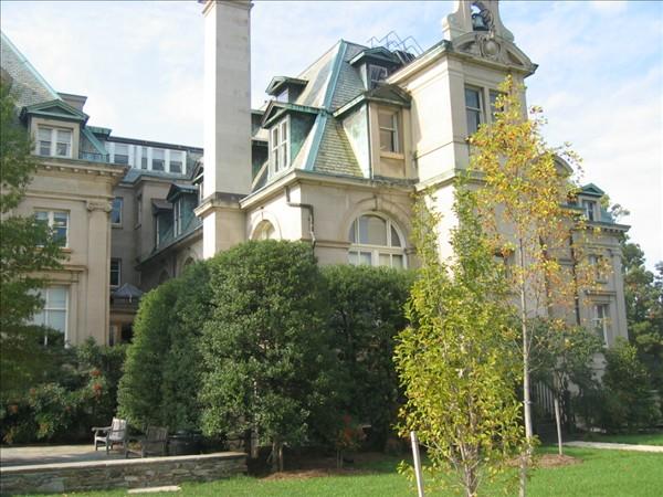 Hearst Hall exterior