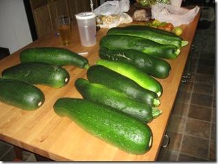 09-20-07 Zucchini Harvest 003